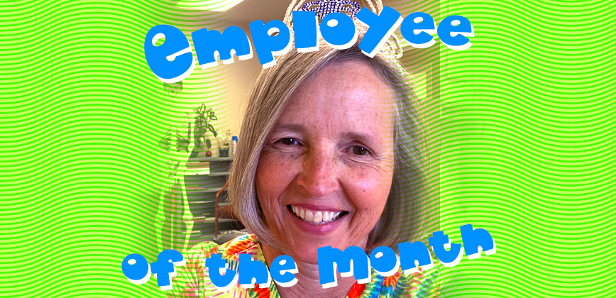 Employee of the Month - April 2021