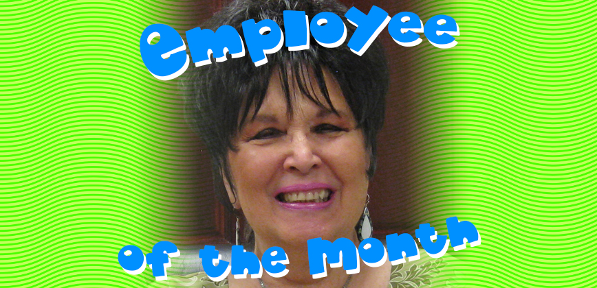 Employee of the month - July 2021