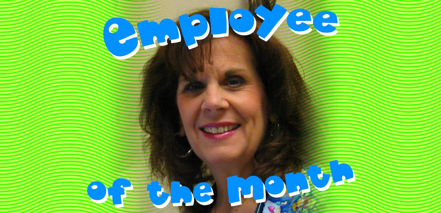 Employee of the month - June 2021