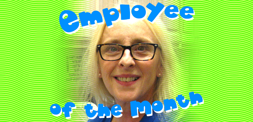Employee of the Month - March 2021