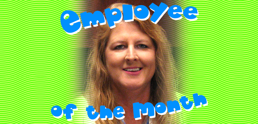 Employee of the Month - May 2021