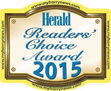 Herald Readers' Choice Award - 2015