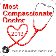 Most Compassionate Doctor - 2013